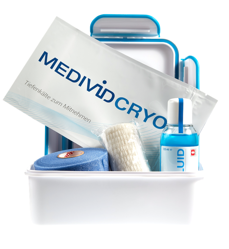 MEDIVID CRYO Therapieset