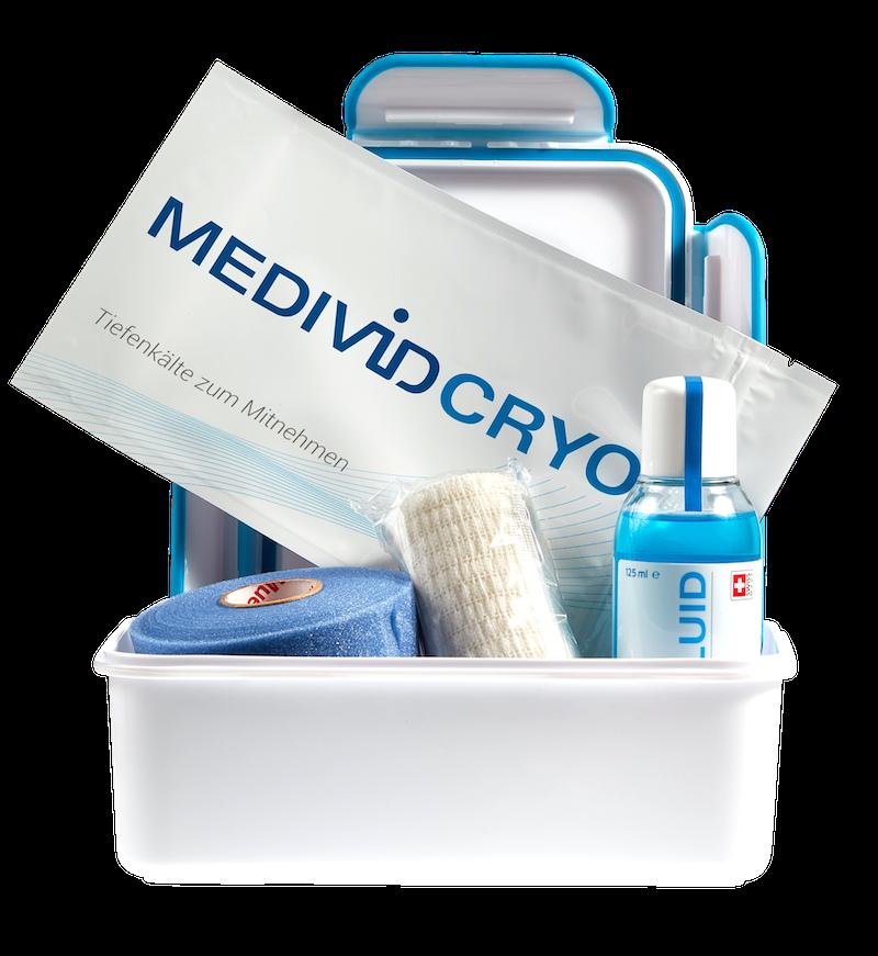 MEDIVID CRYO Therapieset
