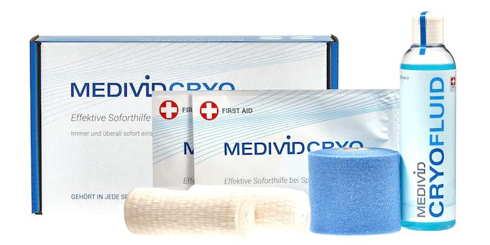 MEDIVID CRYO Sport Bundle